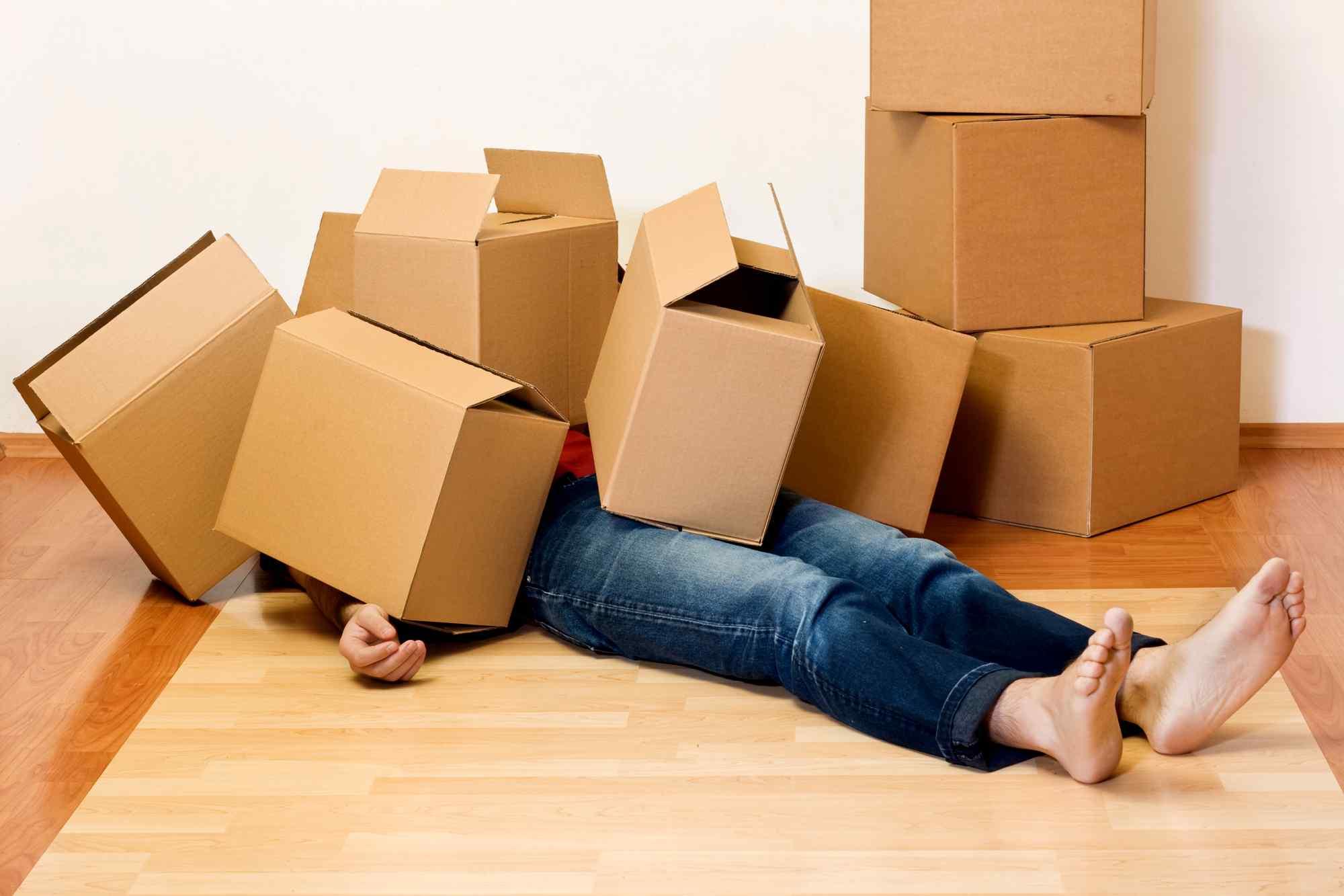 Как сэкономить на переезде квартиры?