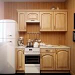 Как выбрать гарнитур для маленькой кухни