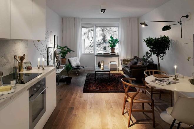 Квартира студия: как сделать самостоятельно