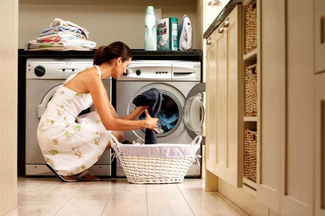 Умная стиральная машина