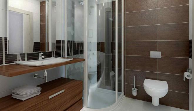Хорошая альтернатива ванне