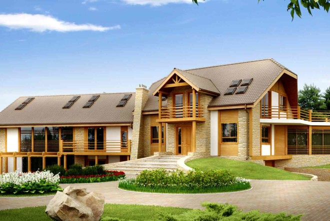 Индивидуальный или готовый проект дома