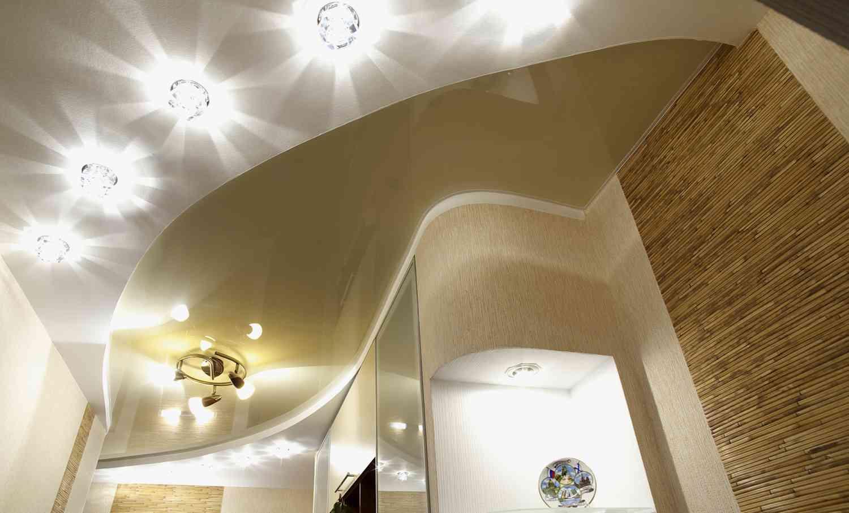 Преимущества точечных светильников