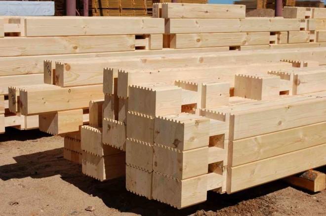 Возрождение традиций - деревянные дома