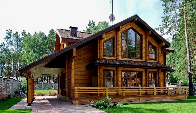 Достоинства деревянного жилья