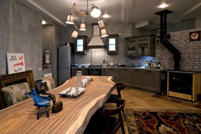 Из чего состоит создание дизайна квартиры