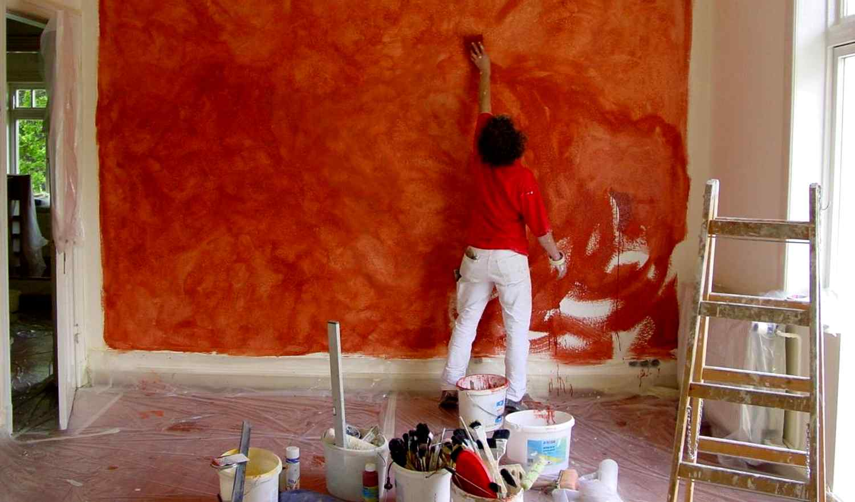 Как выбрать краску для покраски стен — видео обзор