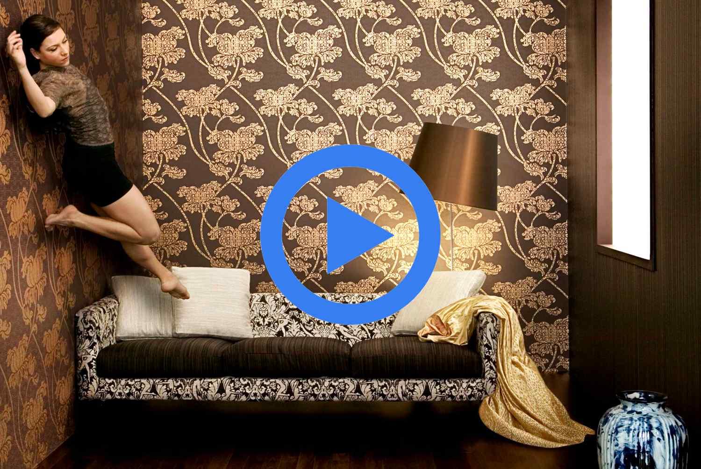 Как выбрать обои для дома — видео обзор