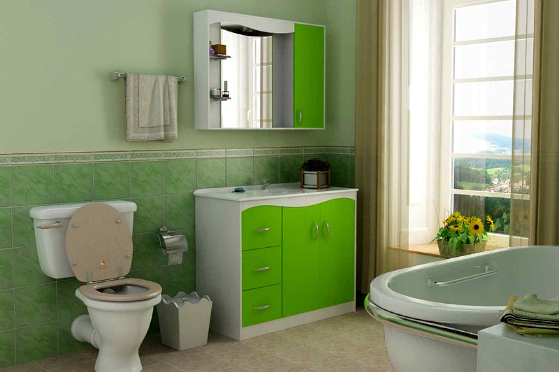 Процесс ремонта в ванной комнате