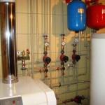 Варианты отопления в только что построенном частном доме
