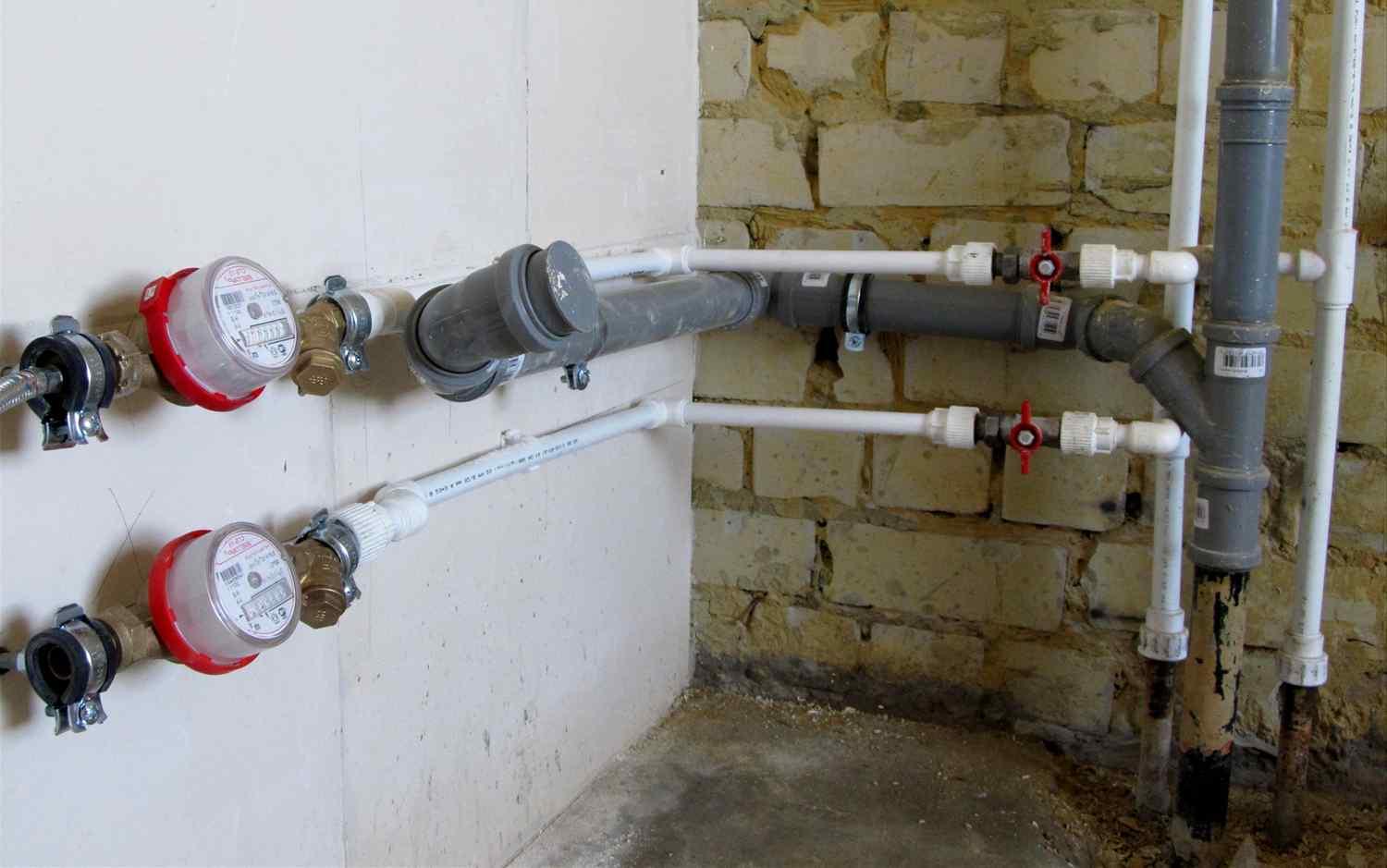 Водопровод в квартире своими руками из полипропилена фото и цены