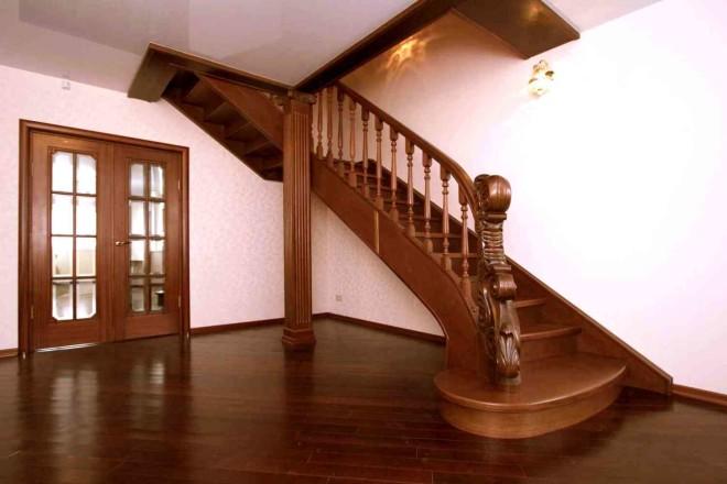 4 Правила при выборе лестницы в дом