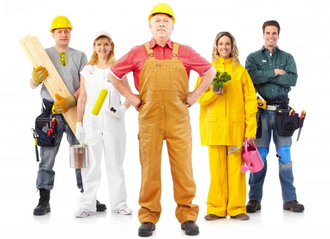 отделочные работы рабочие