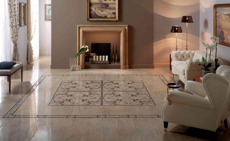 Мраморные полы в доме — роскошь или необходимость