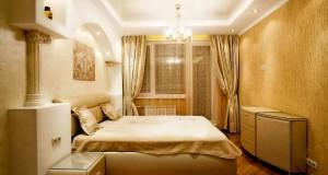 Особенности выбора мягкой мебели для спальни