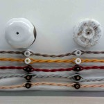 Открытая электропроводка удобство и дизайн