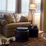 Пуфик — возрождение старой мебели