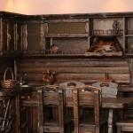 Состаренная мебель для дома — фотографии