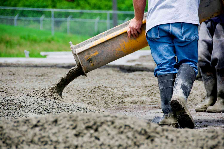 Основные сведения о бетонных смесях