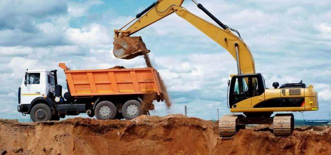 Щебень и песок для строительства