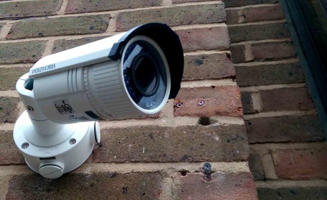Как осуществить охрану загородного дома камеры