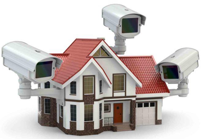Как осуществить охрану загородного дома