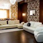 Советы по выбору обоев для гостиной