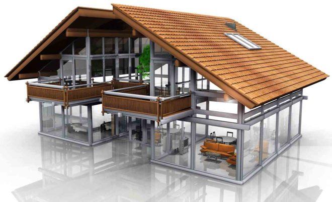 Выгодность инертного дома
