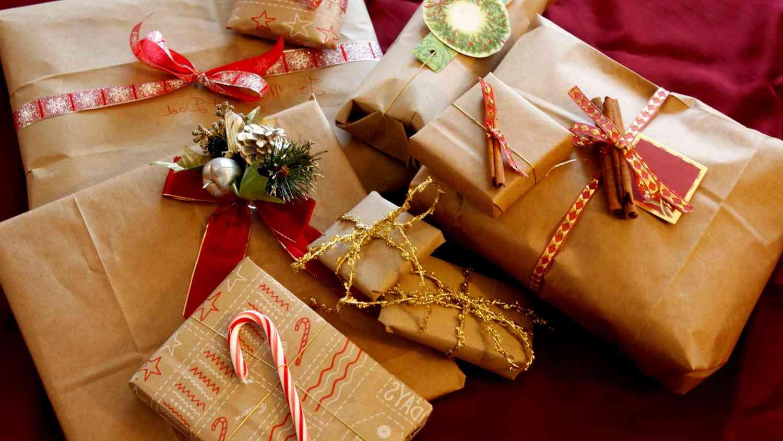 Упаковка подарков картина 22