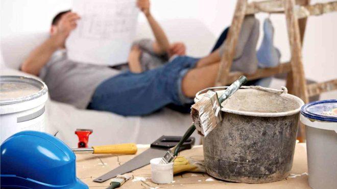 Как облегчить ремонт в квартире