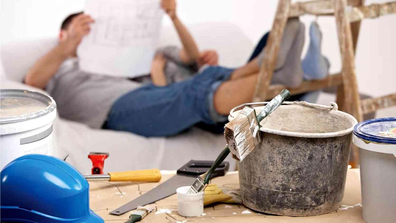 Как начать и закончить капитальный ремонт в квартире