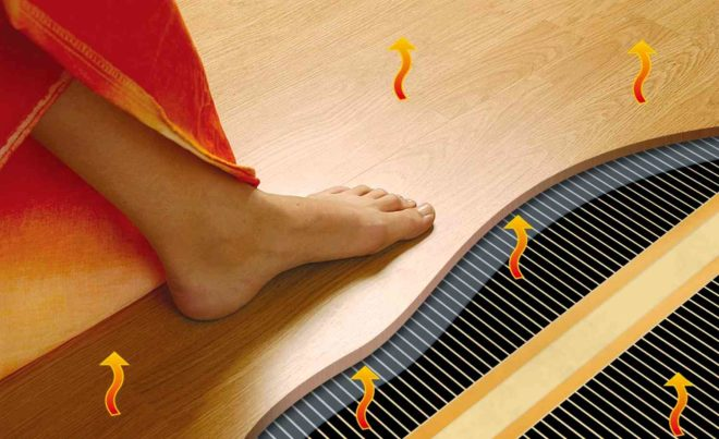 Лучший способ отопления вашего дома - электрический обогрев пола