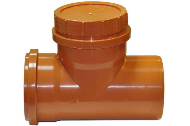 Муфты для внешней канализации