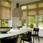 Рулонные шторы: особенности и преимущества