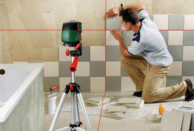 Строительные измерительные приборы