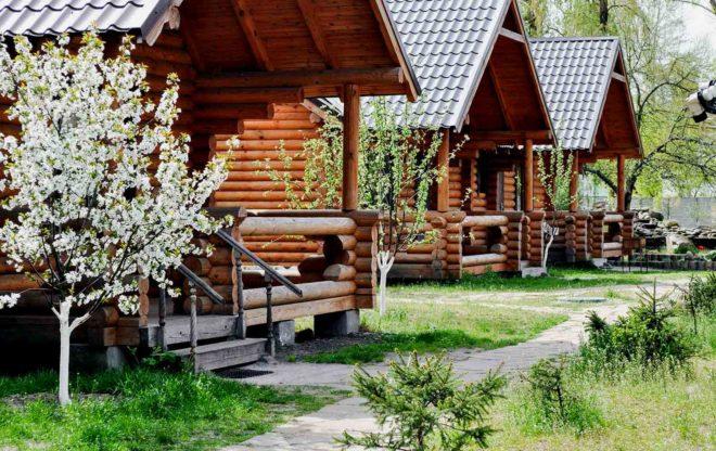 Если возможности построить свой дом нет, а отдохнуть хочется