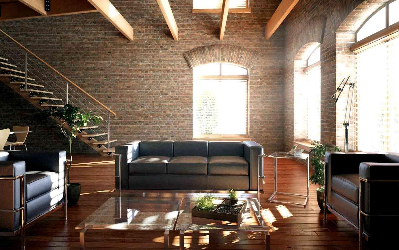 Дизайн интерьеров: оформление квартиры в стиле лофт