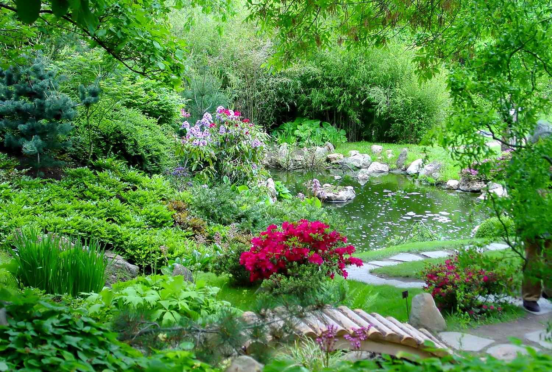 Душистые сады