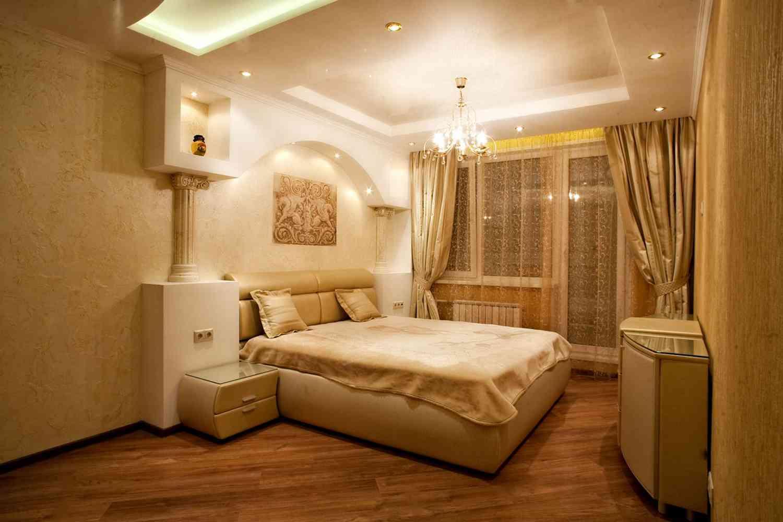 Как сделать ремонт в спальне