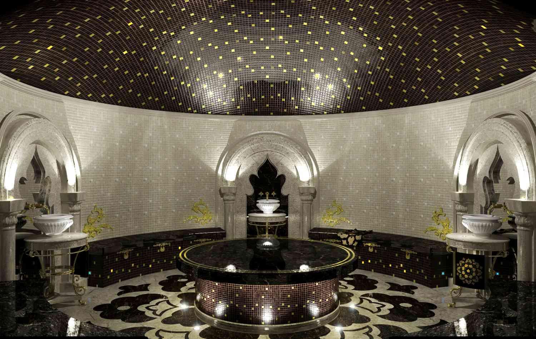 Мозаика для хамама — отделка, как выбрать