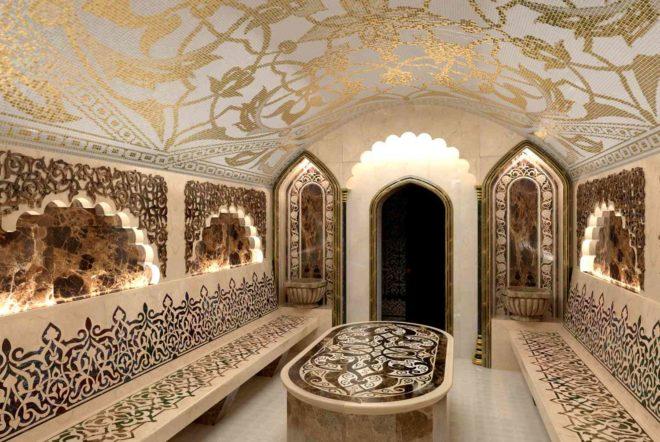 Мозаика для хамама - отделка, как выбрать