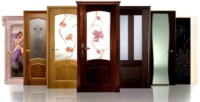 Покупка межкомнатных дверей