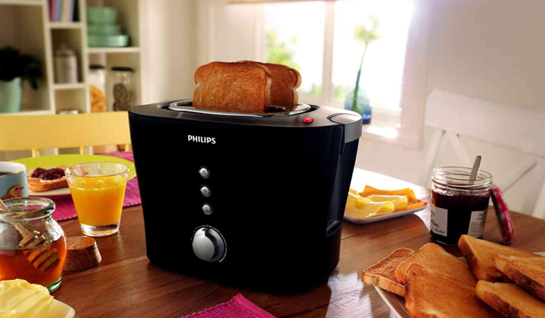 Как выбрать тостер на кухню — видео обзор