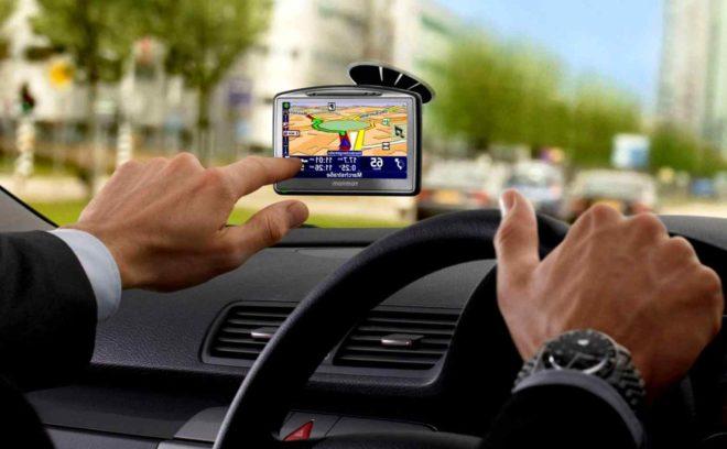 автомобильный GPS