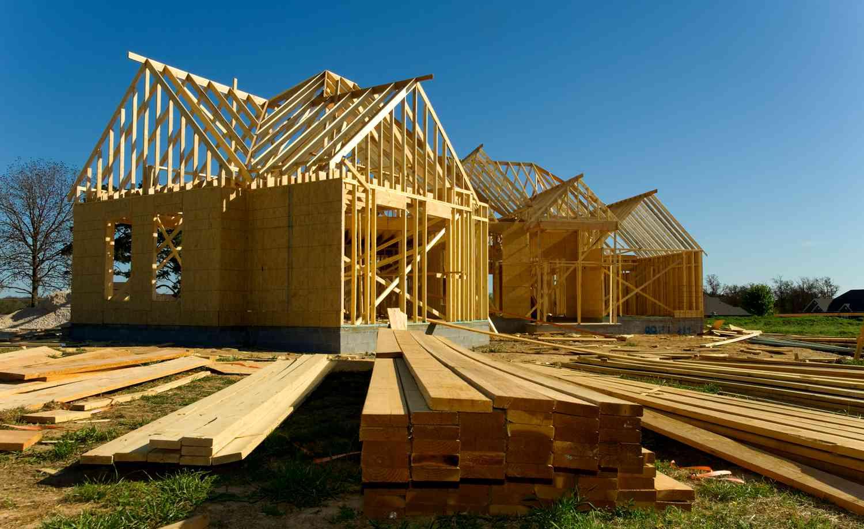 Как построить дом не прилагая усилий
