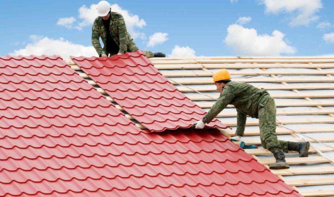 Как выбрать и покрыть крышу черепицей