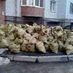 Особенности вывоза мусора после ремонта