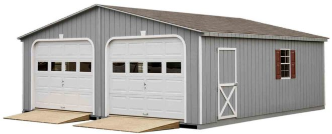 Некоторые вопросы обустройства гаража