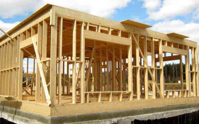 Проекты каркасных домов «под ключ»