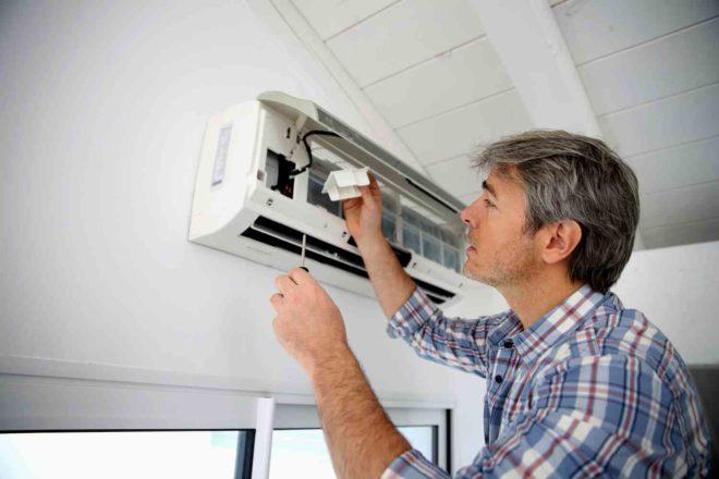 Профессиональная установка и ремонт кондиционера